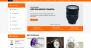 Download Advance Ecommerce Store 0.1 – Free WordPress Theme