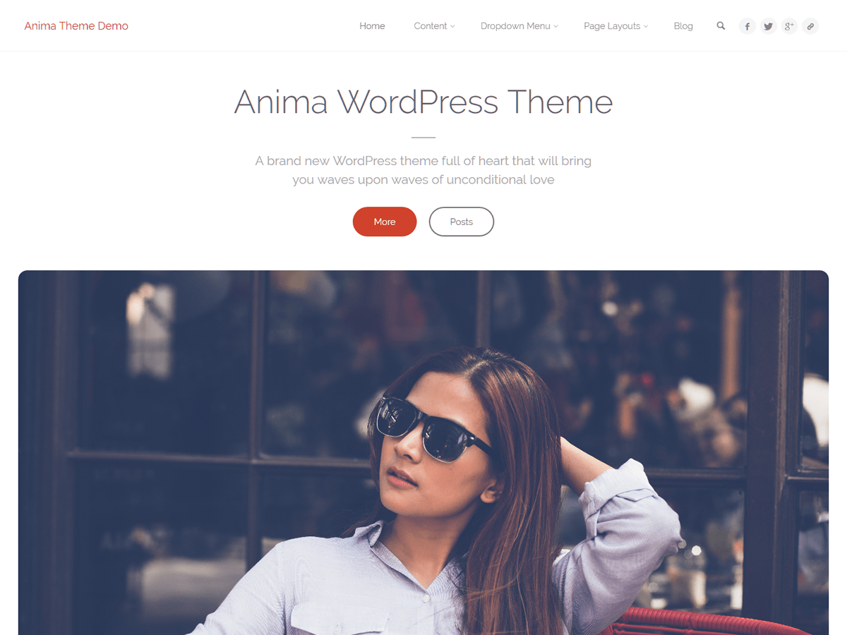 Download Anima 1.2.3 – Free WordPress Theme