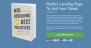 Download Book Landing Page 1.1.1 – Free WordPress Theme