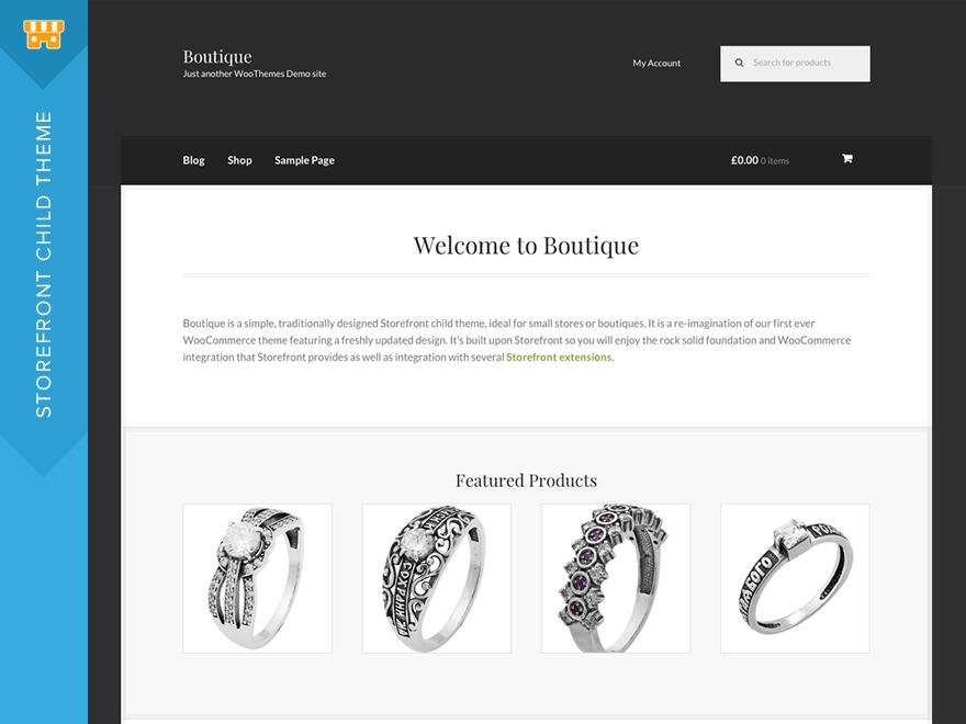 Download Boutique 2.0.15 – Free WordPress Theme