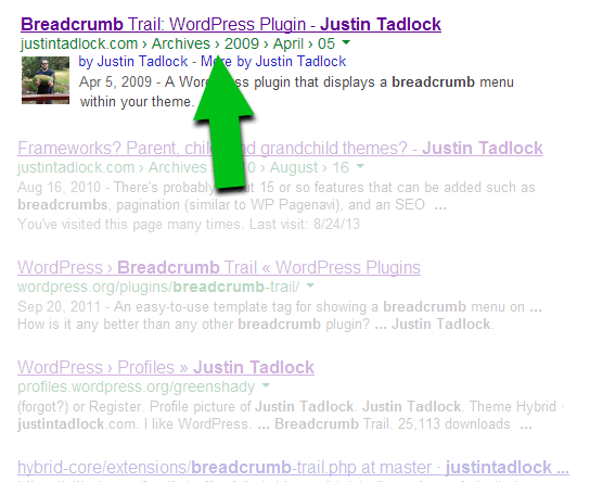 Download Breadcrumb Trail 1.1.0 – Free WordPress Plugin