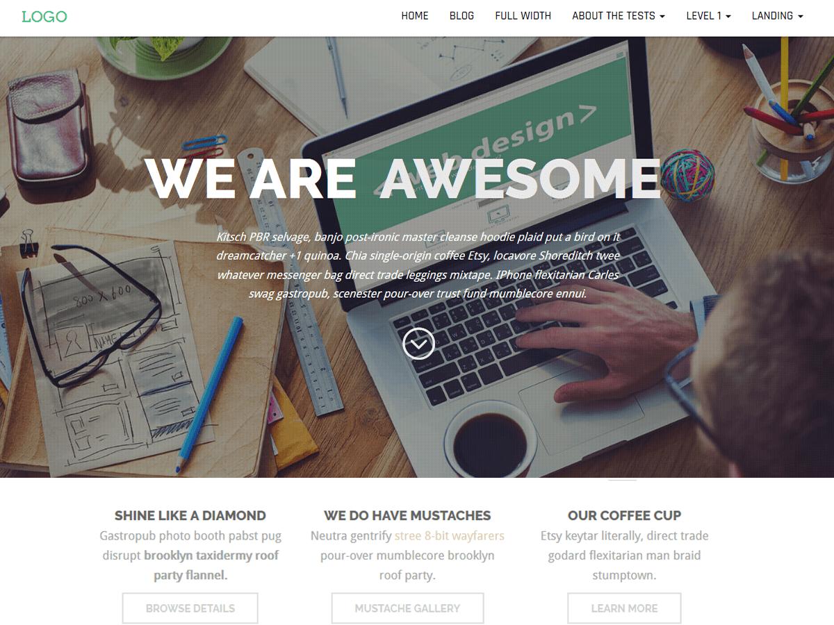 Download Business Press 1.2.6 – Free WordPress Theme
