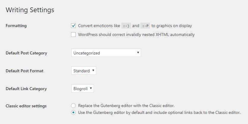 Download Classic Editor 0.4 – Free WordPress Plugin