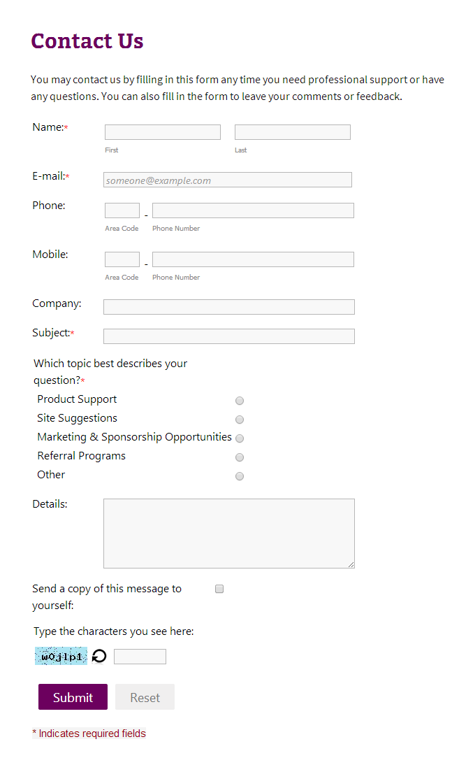 Download Contact Form Builder – a plugin for creating contact and feedback forms 1.0.65 – Free WordPress Plugin