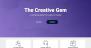 Download Creative Gem 4.3 – Free WordPress Theme