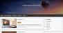 Download Cude Blog 1.0.3 – Free WordPress Theme
