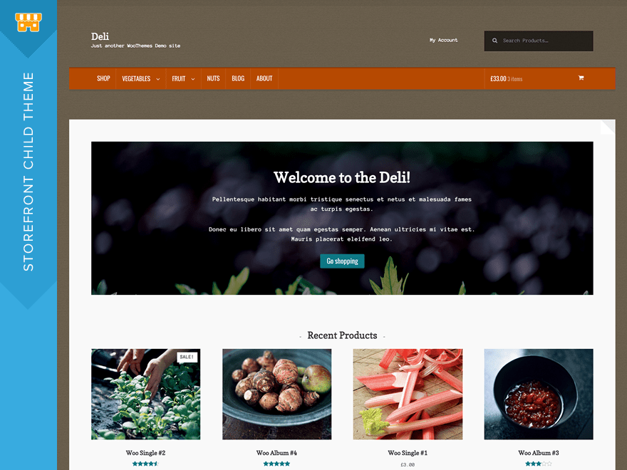 Download Deli 2.0.13 – Free WordPress Theme