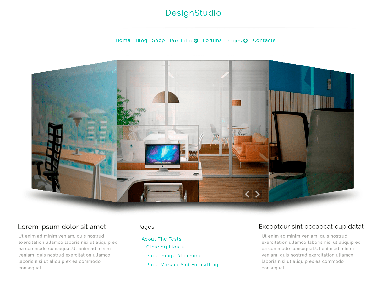 Download DesignStudio 1.0.5 – Free WordPress Theme
