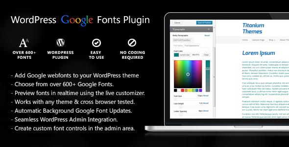 Download Easy Google Fonts 1.4.3 – Free WordPress Plugin
