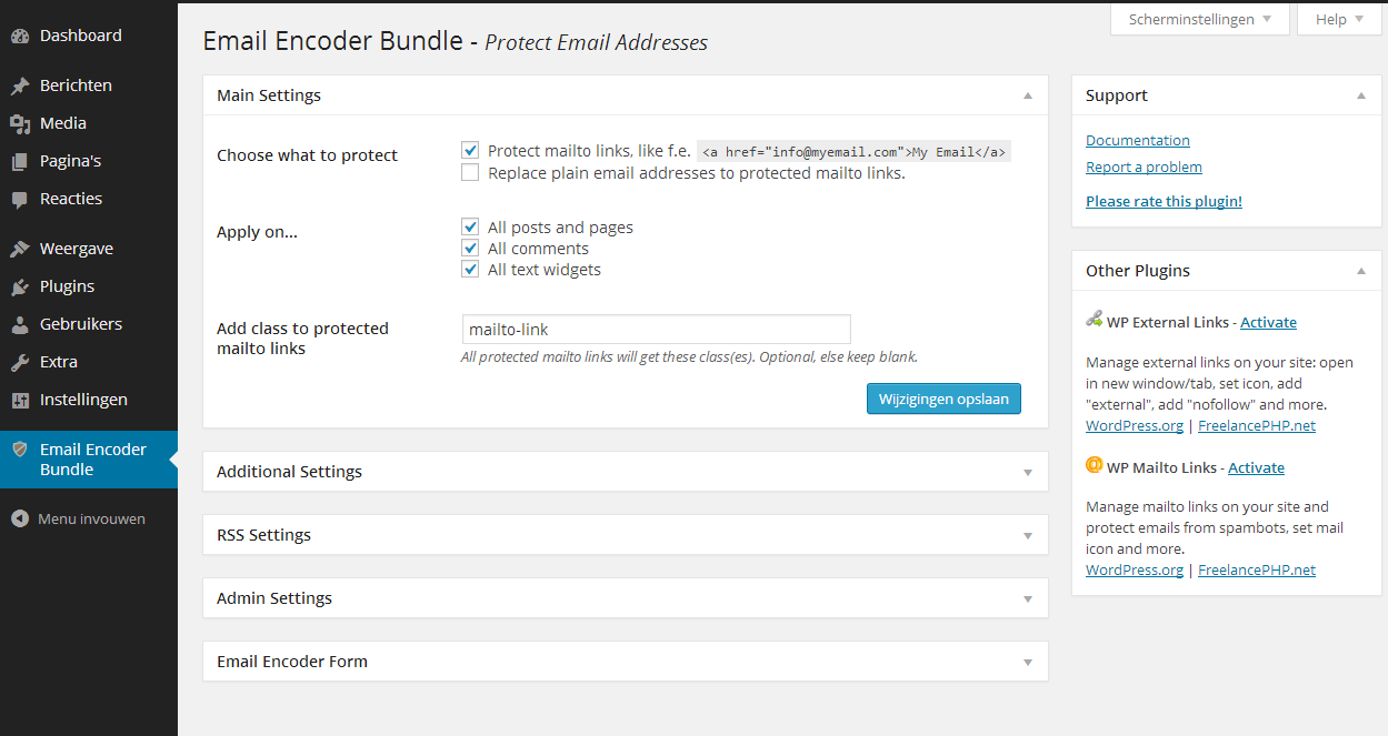 Download Email Encoder Bundle – Protect Email Address 1.4.6 – Free WordPress Plugin