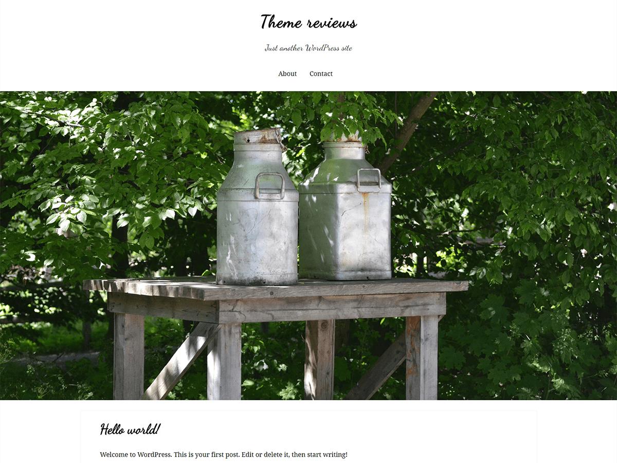 Download Farm 0.2 – Free WordPress Theme