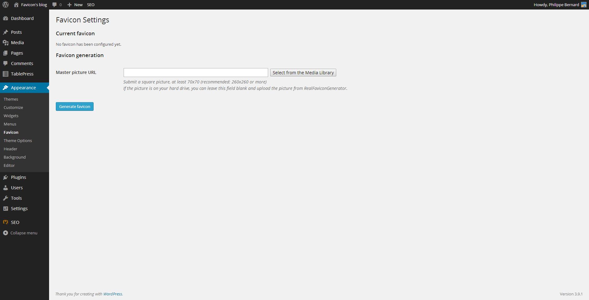 Download Favicon by RealFaviconGenerator 1.3.13 – Free WordPress Plugin
