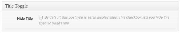 Download Genesis Title Toggle 1.8.0 – Free WordPress Plugin