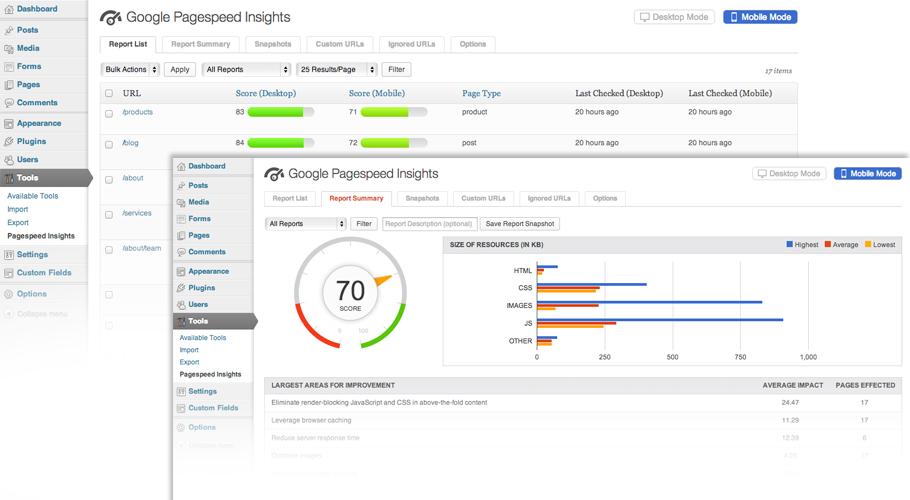 Download Google Pagespeed Insights 3.0.5 – Free WordPress Plugin