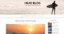 Download Head Blog 1.0.9 – Free WordPress Theme
