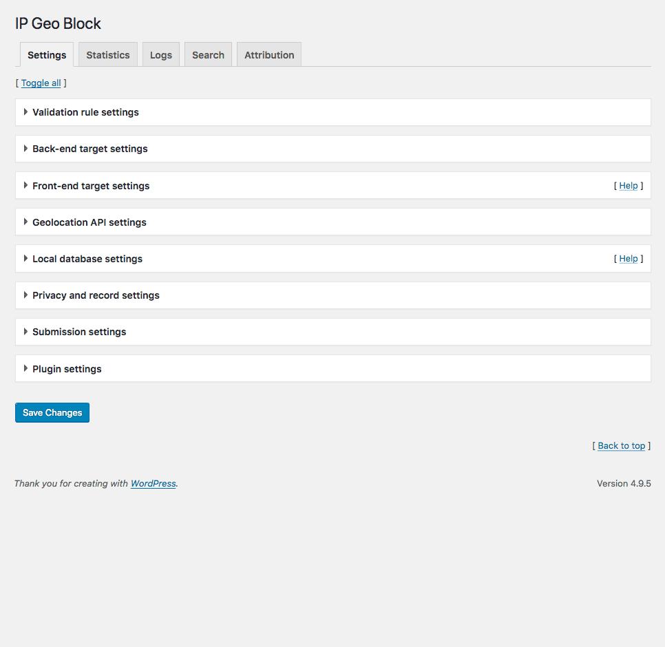 Download IP Geo Block 3.0.15 – Free WordPress Plugin