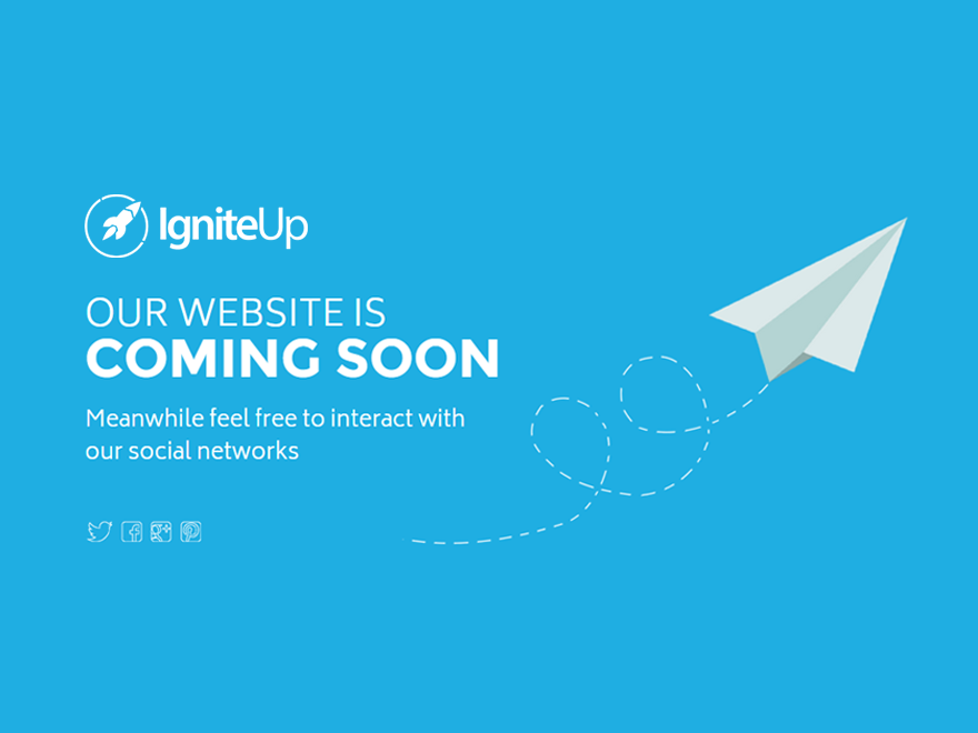 Download IgniteUp – Coming Soon and Maintenance Mode 3.3 – Free WordPress Plugin