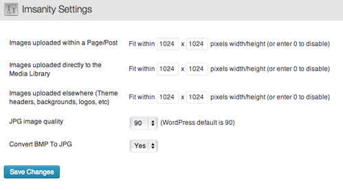 Download Imsanity 2.4.0 – Free WordPress Plugin