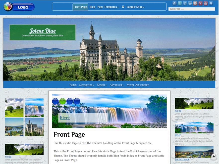 Download Jolene 1.1.6 – Free WordPress Theme