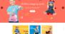 Download Kidzoo Lite 1.0.8 – Free WordPress Theme