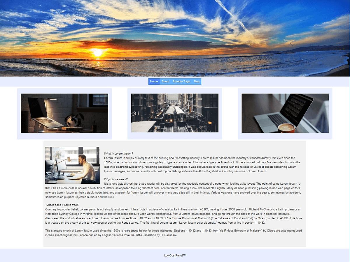 Download LCP Stretch 1.0.5 – Free WordPress Theme