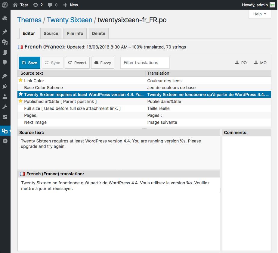 Download Loco Translate 2.1.5 – Free WordPress Plugin