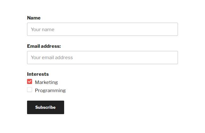 Download MailChimp for WordPress 4.2.5 – Free WordPress Plugin