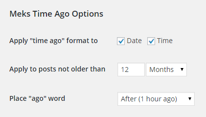 Download Meks Time Ago 1.1.5 – Free WordPress Plugin