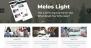 Download Melos Light 1.0.1 – Free WordPress Theme