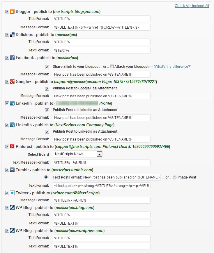 Download NextScripts: Social Networks Auto-Poster 4.2.7 – Free WordPress Plugin