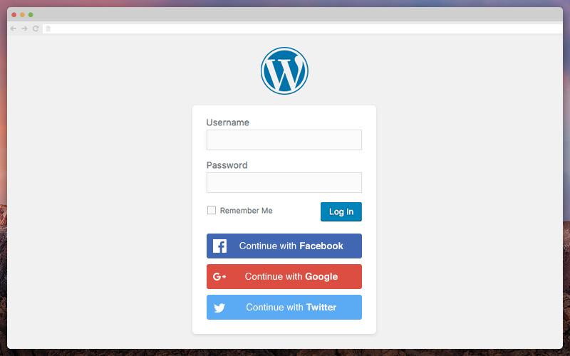 Download Nextend Social Login and Register (Facebook, Google, Twitter) 3.0.14 – Free WordPress Plugin