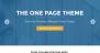 Download One Page 1.4.1 – Free WordPress Theme