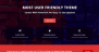 Download One Page Power 1.0 – Free WordPress Theme