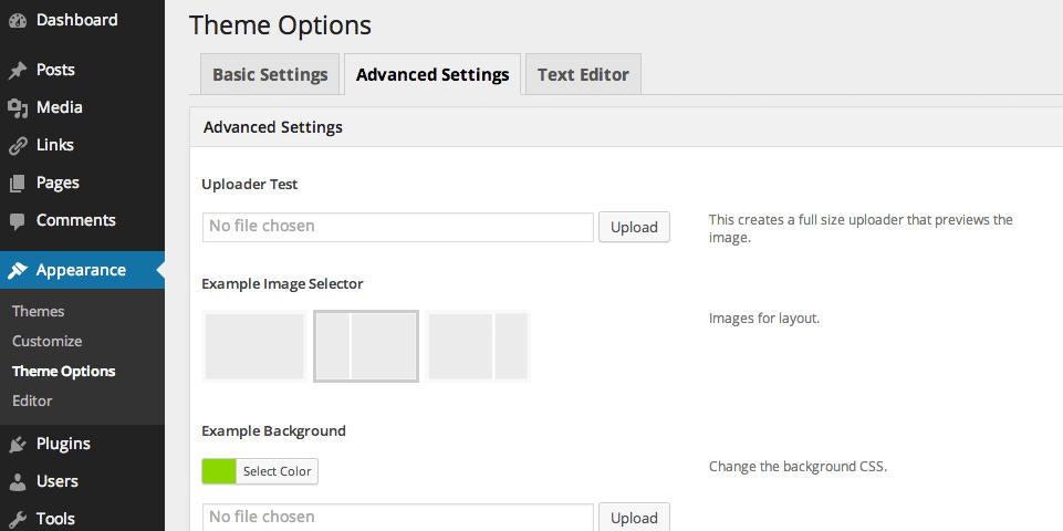 Download Options Framework 1.8.5 – Free WordPress Plugin
