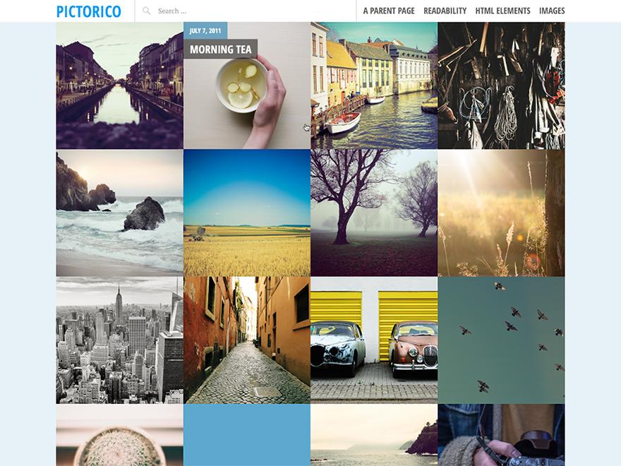 Download Pictorico 1.09.7 – Free WordPress Theme