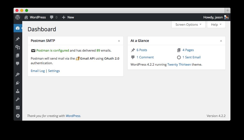 Download Post SMTP Mailer/Email Log 1.9.5 – Free WordPress Plugin