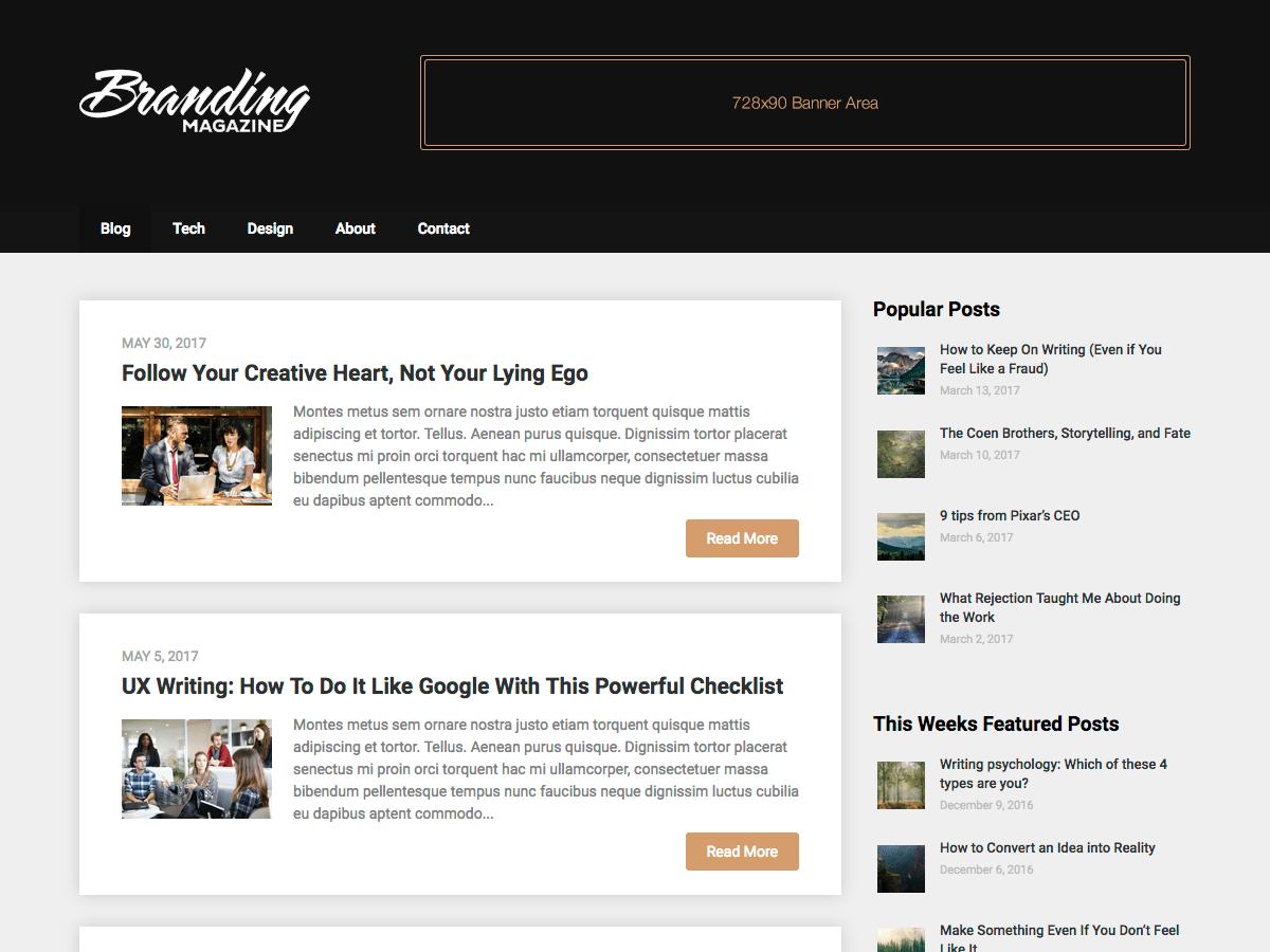 Download Publishable Mag 4.2 – Free WordPress Theme