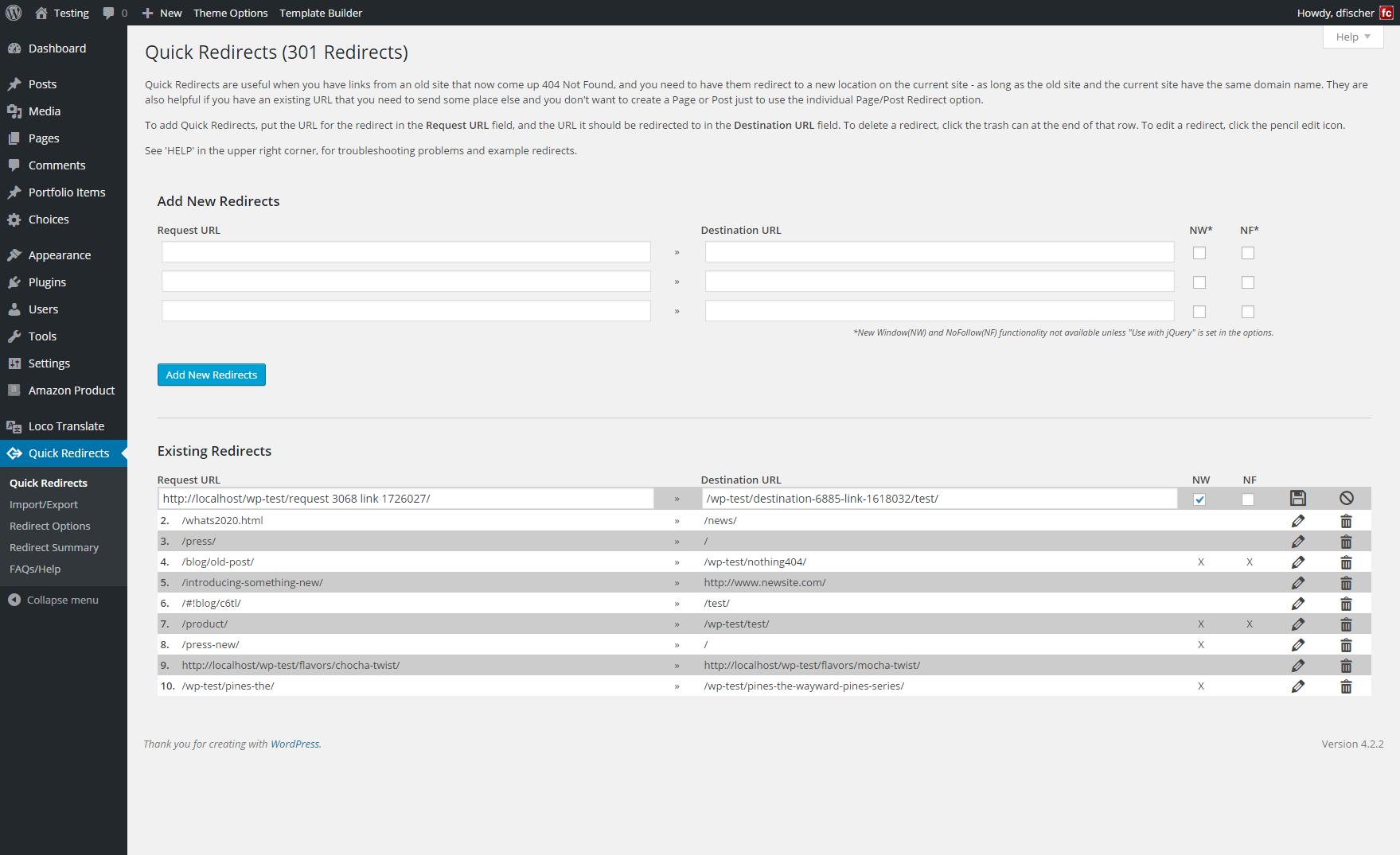 Download Quick Page/Post Redirect Plugin 5.1.8 – Free WordPress Plugin