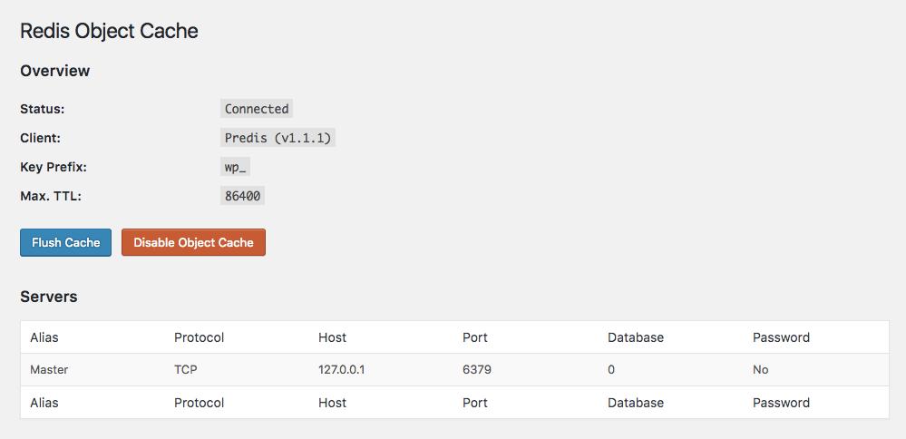 Download Redis Object Cache 1.3.8 – Free WordPress Plugin