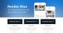 Download Renden Blue 1.0.0 – Free WordPress Theme