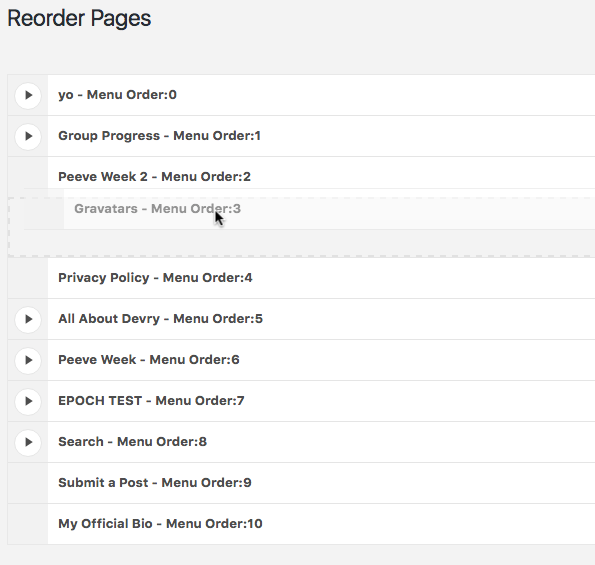 Download Reorder Posts 2.4.0 – Free WordPress Plugin