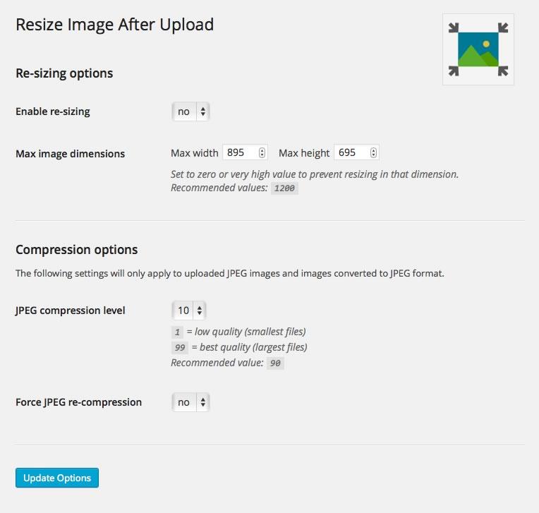 Download Resize Image After Upload 1.8.5 – Free WordPress Plugin