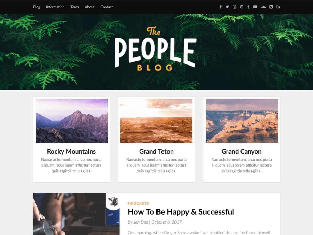 Download Responsiveblogic 1.7 – Free WordPress Theme