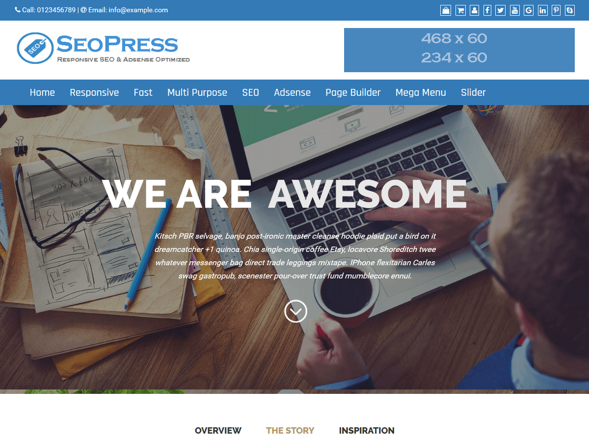 Download SEOPress 1.5.8 – Free WordPress Theme