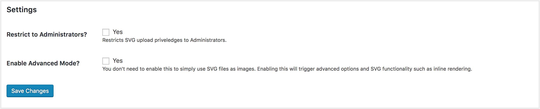 Download SVG Support 2.3.15 – Free WordPress Plugin