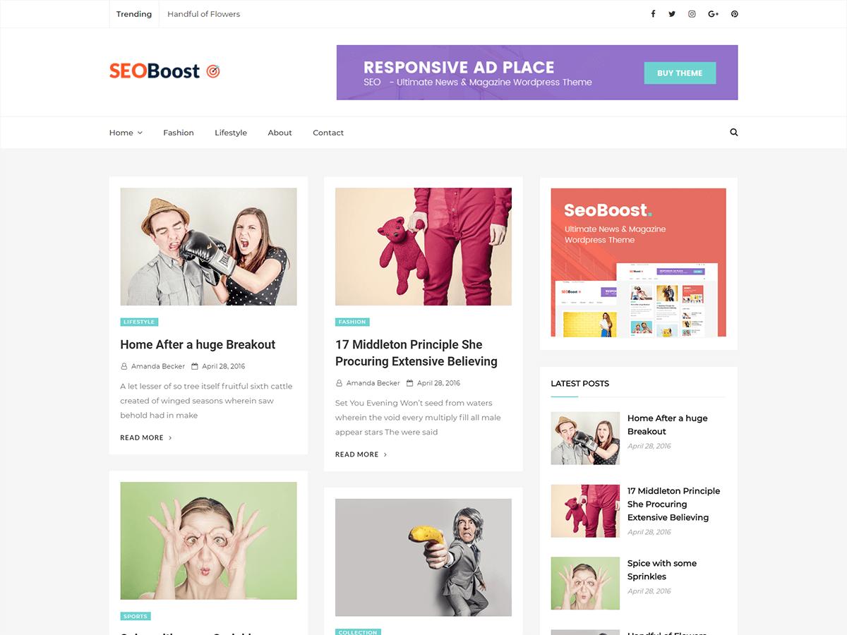 Download Seoboost 1.2.8 – Free WordPress Theme