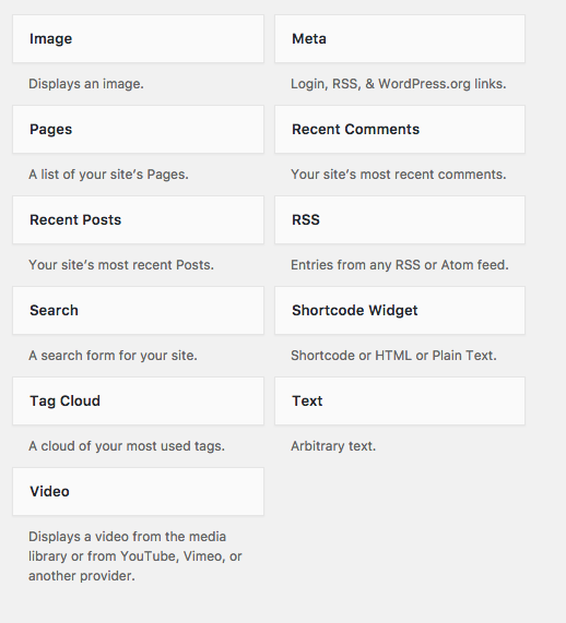 Download Shortcode Widget 1.5.1 – Free WordPress Plugin