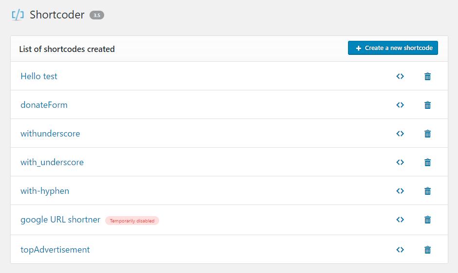 Download Shortcoder 4.1.7 – Free WordPress Plugin