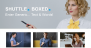Download Shuttle Boxed 1.0.0 – Free WordPress Theme