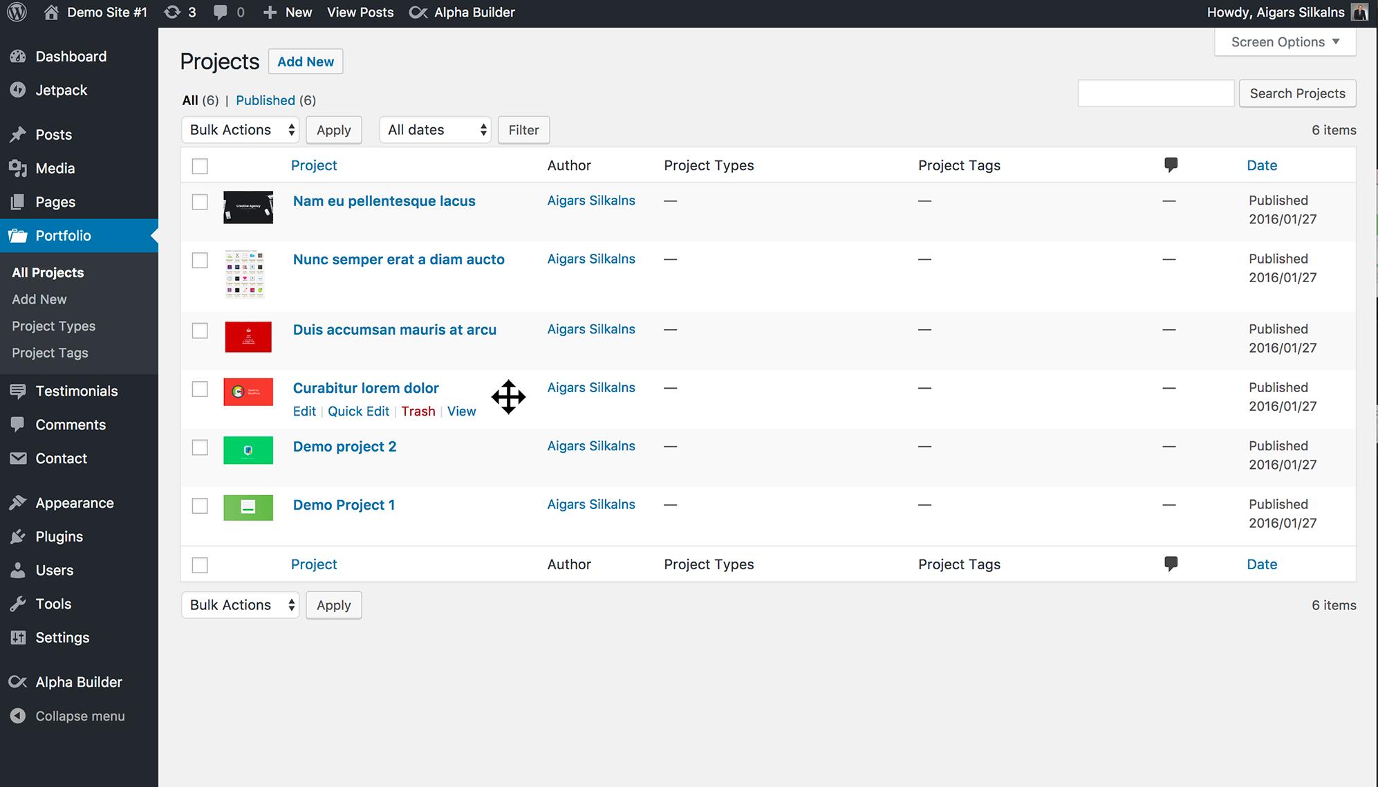 Download Simple Custom Post Order 2.3.2 – Free WordPress Plugin